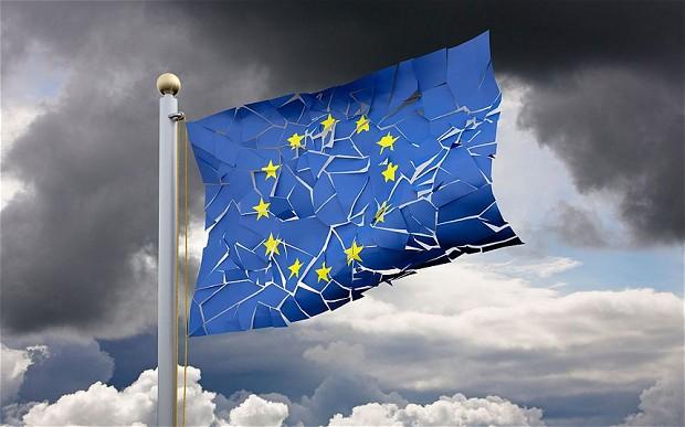 Európska únia môže podľa ekonómov po grexite a brexite skĺznuť do obdobia neistôt. Najdôležitejšie nebudú iba možné finančné dôsledky, napr. na výšku úrokových sadzieb, ale jej rastúca marginalizácia v medzinárodnej súťaži a ubúdajúca sila chrániť a propagovať svoje hodnoty. Foto: Európska komisia